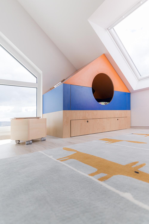 Innenarchitektur Kinderzimmer