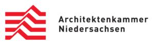 Logo der Architektenkammer Niedersachsen